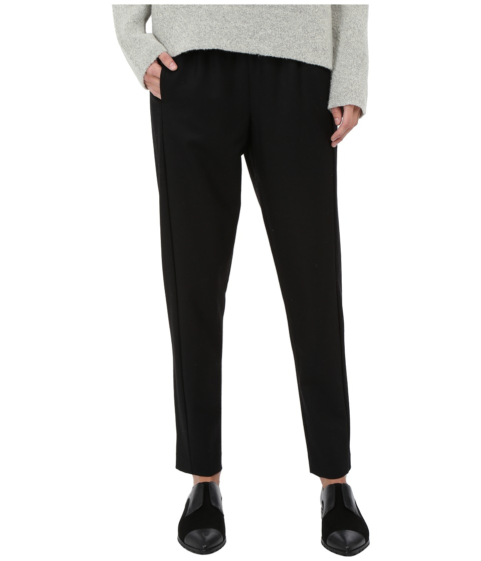 Theory - Thorene Pants (Black) Women's Casual Pants