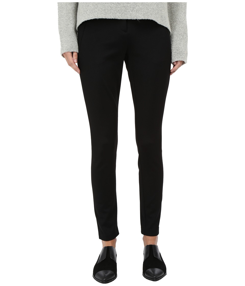 Theory - Adalwen Pants (Black) Women's Casual Pants
