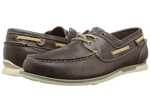 SKECHERS - Eris Lamego (Brown) Men
