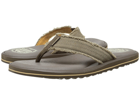 SKECHERS - Tantric Lucian (Chocolate) Men's Sandals