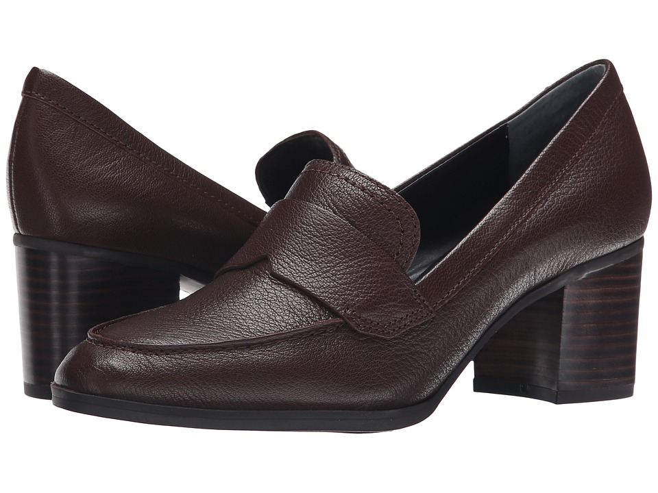 Franco Sarto - Adobe (Mid Brown) Women's Slip-on Dress Shoes