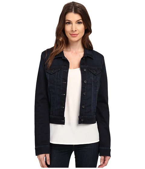 Mavi Jeans - Samantha Denim Jacket (Deep Coated Sporty) Women's Coat