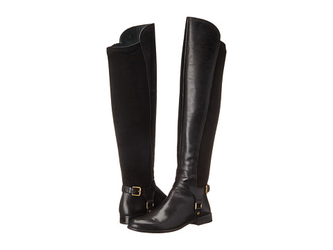 Franco Sarto - Mast (Black) Women's Zip Boots