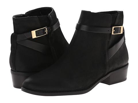 Franco Sarto - Shandy (Black Kudu) Women's Zip Boots