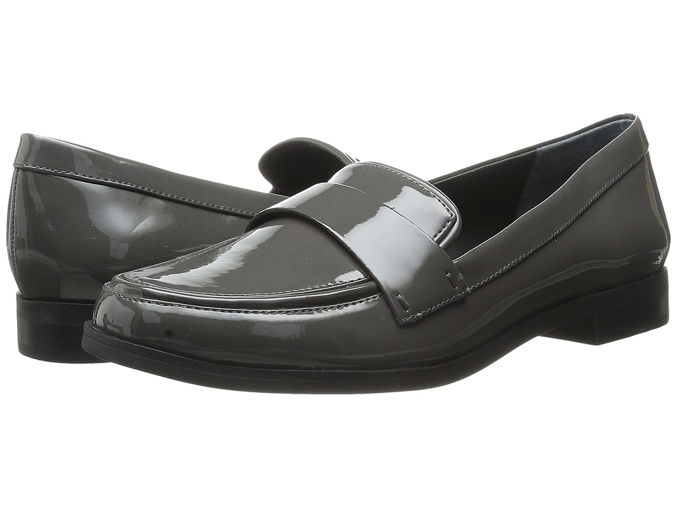 Franco Sarto - Valera (Grey Patent) Women's Slip-on Dress Shoes