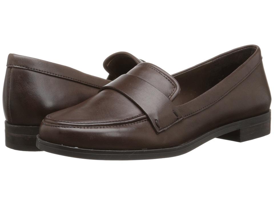 Franco Sarto - Valera (Oxford Brown Leather) Women