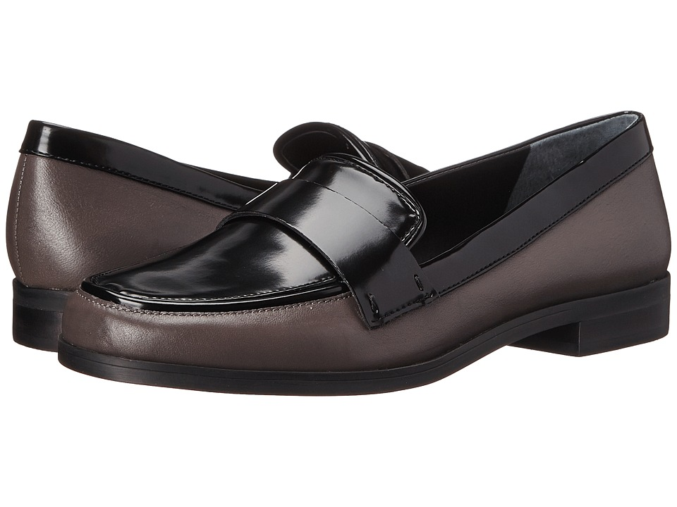 Franco Sarto - Valera (Charcoal Grey) Women's Slip-on Dress Shoes
