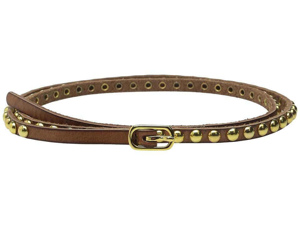 COWBOYSBELT - 109031 (Natural) Women's Belts