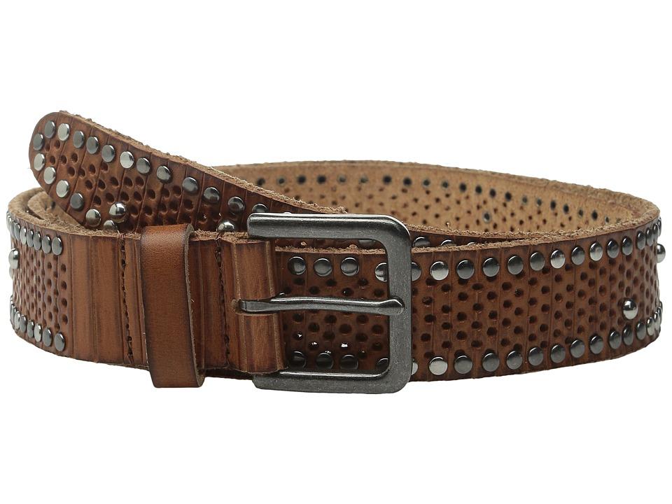 COWBOYSBELT - 359031 (Camel) Women's Belts