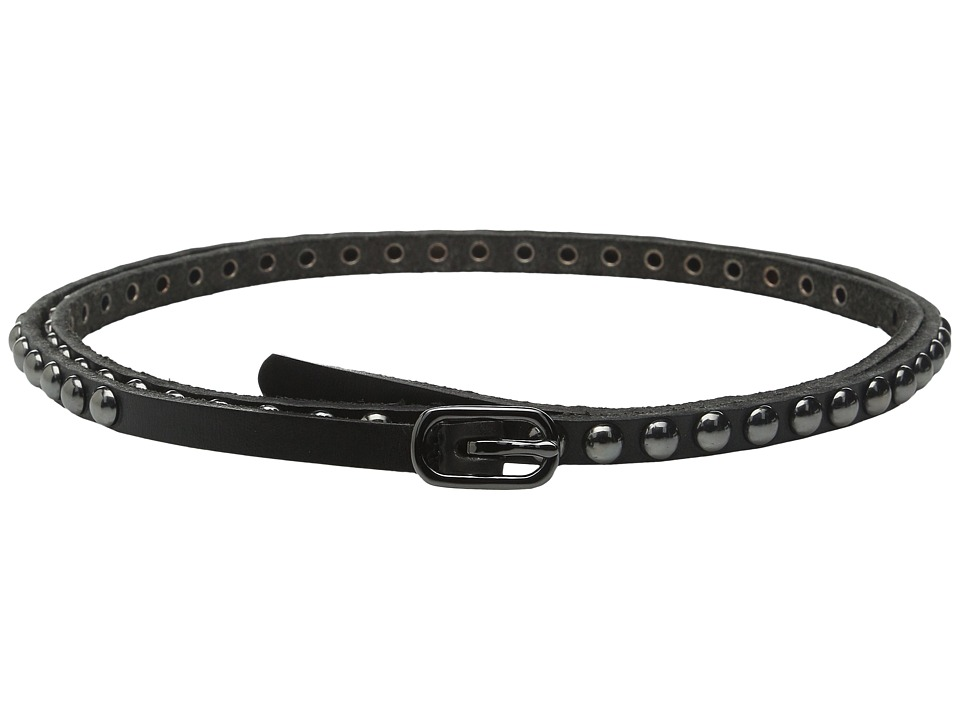 COWBOYSBELT - 109031 (Black) Women's Belts