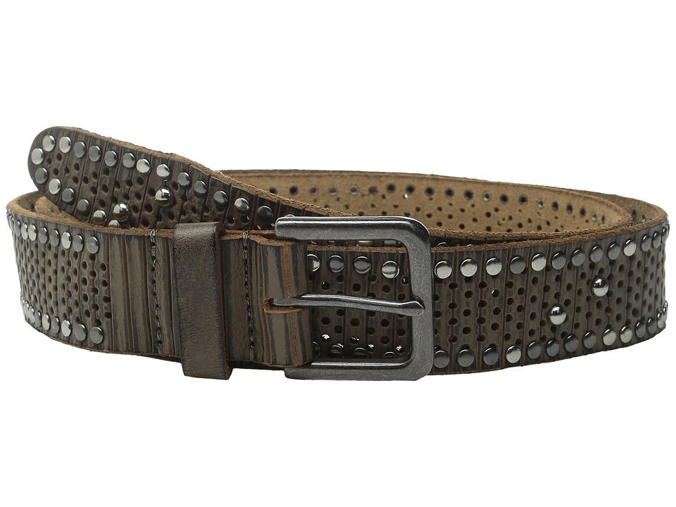 COWBOYSBELT - 359031 (Mud) Women's Belts
