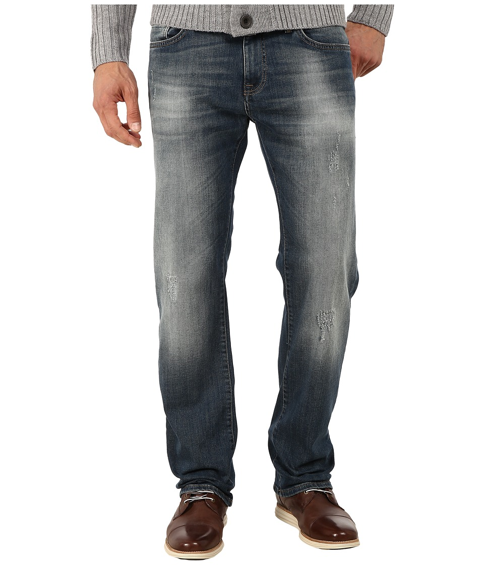 Mavi Jeans - Zach in Ripped Williamsburg (Ripped Williamsburg) Men's Jeans