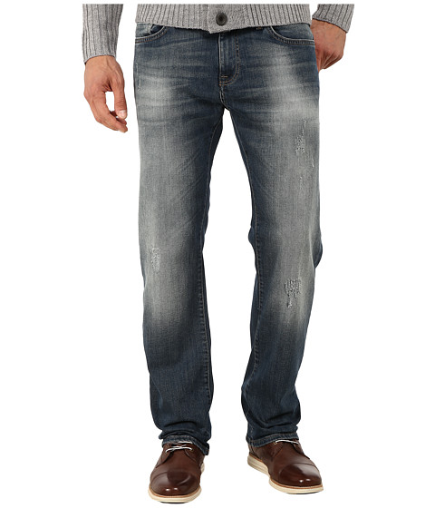 Mavi Jeans - Zach in Ripped Williamsburg (Ripped Williamsburg) Men