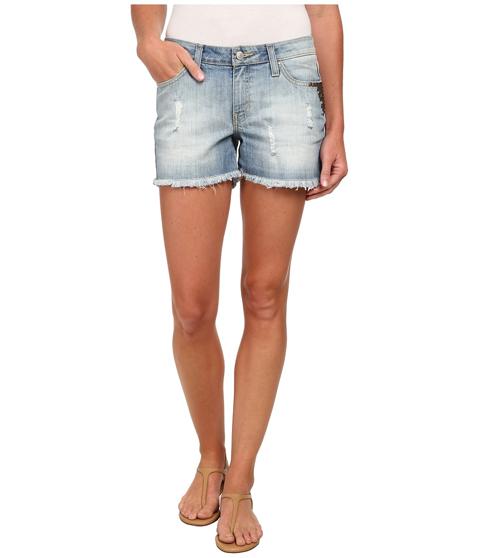 Gypsy SOULE - Studette Shorts (Denim) Women's Shorts