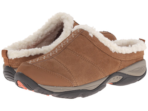 Easy Spirit - Eilena (Medium Brown Multi Suede) Women's Shoes