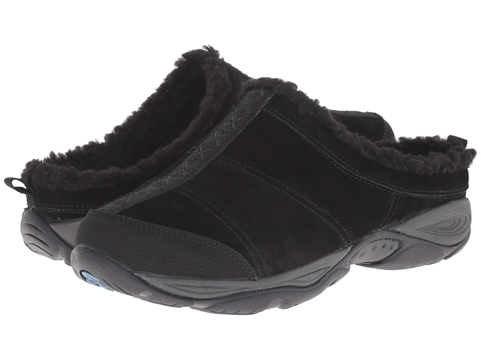 Easy Spirit - Eilena (Black Multi Suede) Women's Shoes