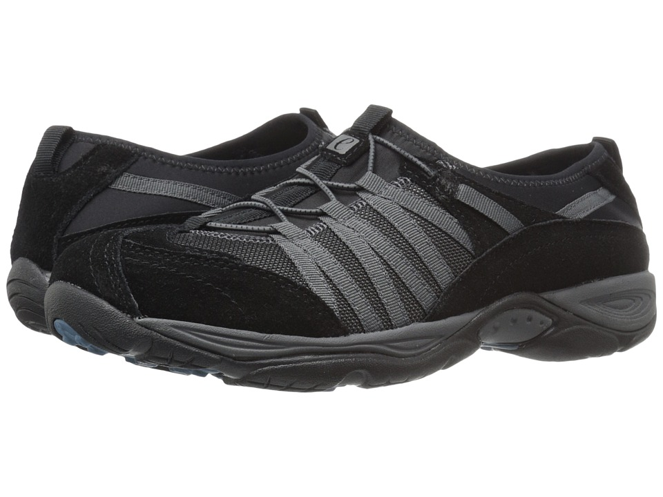 Easy Spirit - Ezrise (Black Multi Fabric) Women's Shoes