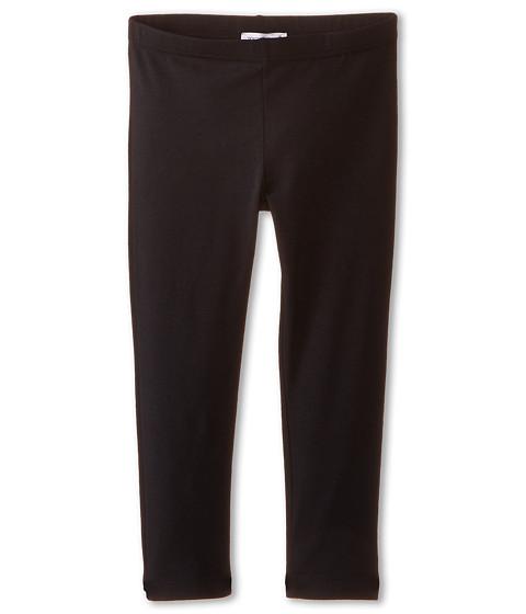 Dolce & Gabbana - Back to School Solid Leggings (Toddler/Little Kids) (Black) Women