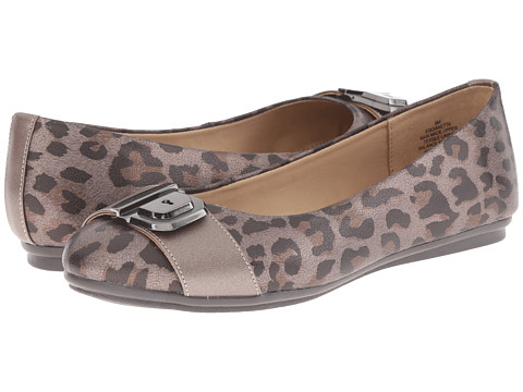 Easy Spirit - Gianetta (Pewter Multi/Pewter Synthetic) Women