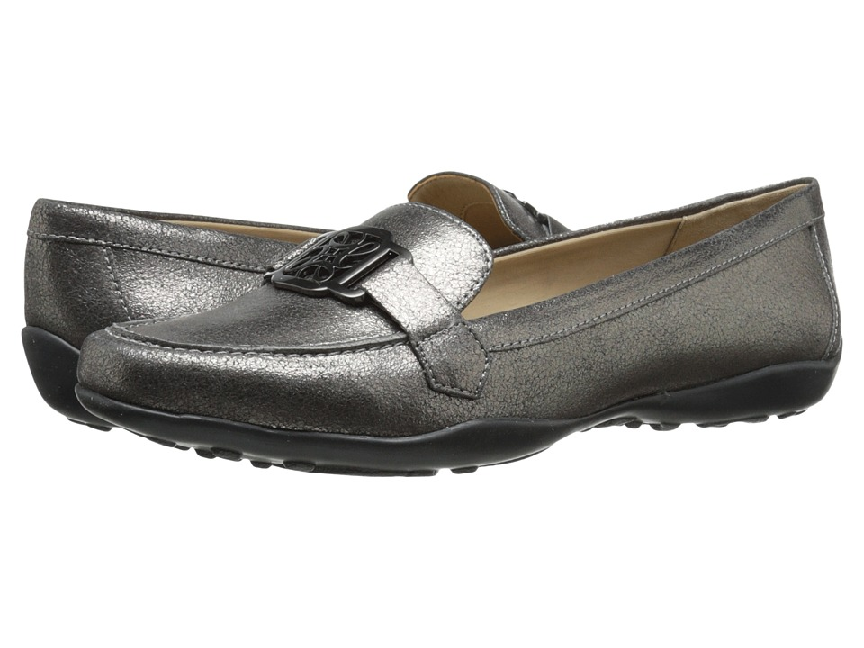 Easy Spirit - Jalissa (Pewter Synthetic) Women's Shoes