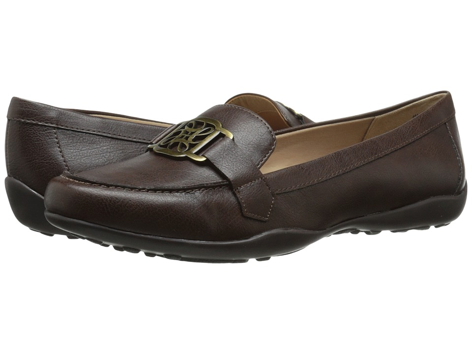 Easy Spirit - Jalissa (Dark Brown Synthetic) Women