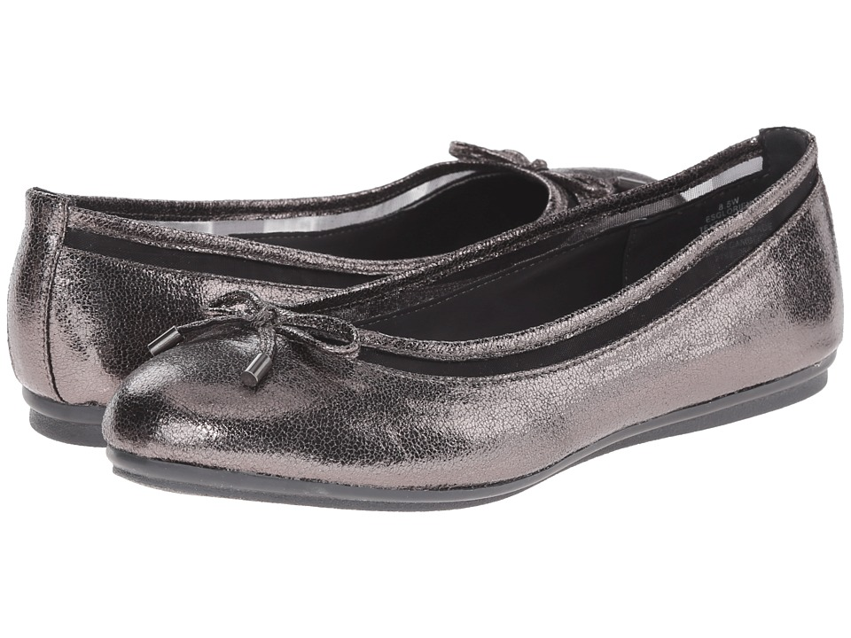 Easy Spirit - Glorien (Pewter Multi Fabric) Women's Shoes