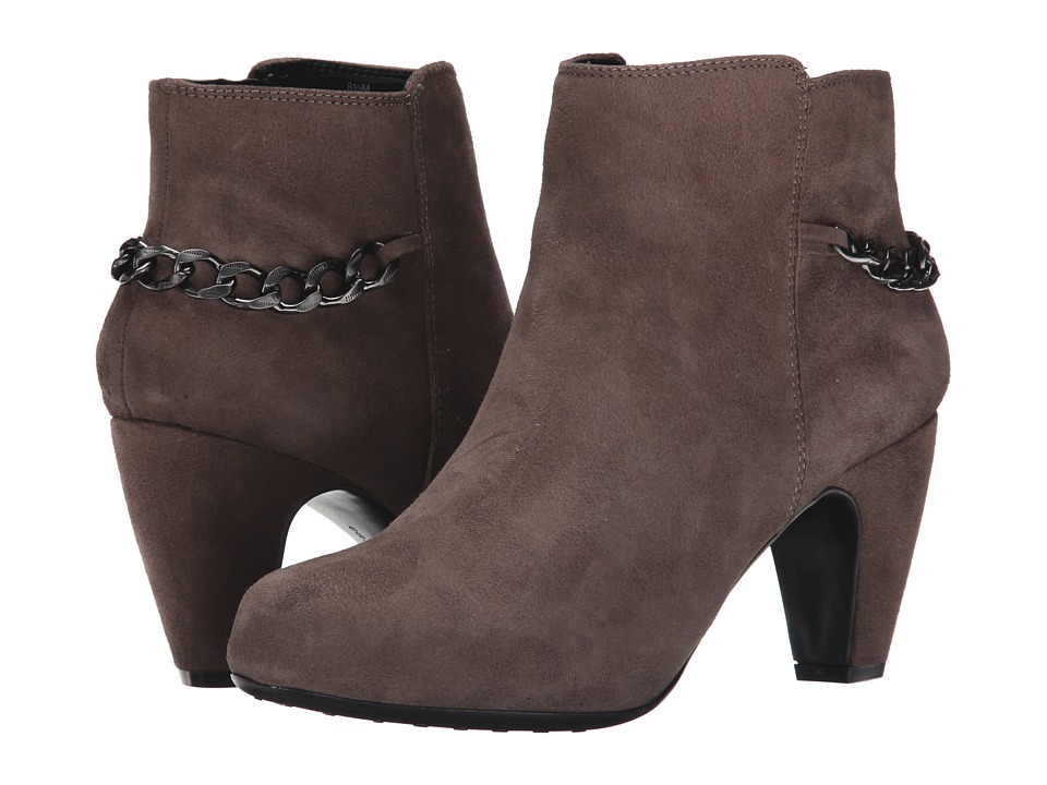 Easy Spirit - Parilynn (Dark Taupe/Dark Taupe Suede) Women