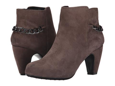 Easy Spirit - Parilynn (Dark Taupe/Dark Taupe Suede) Women's Shoes