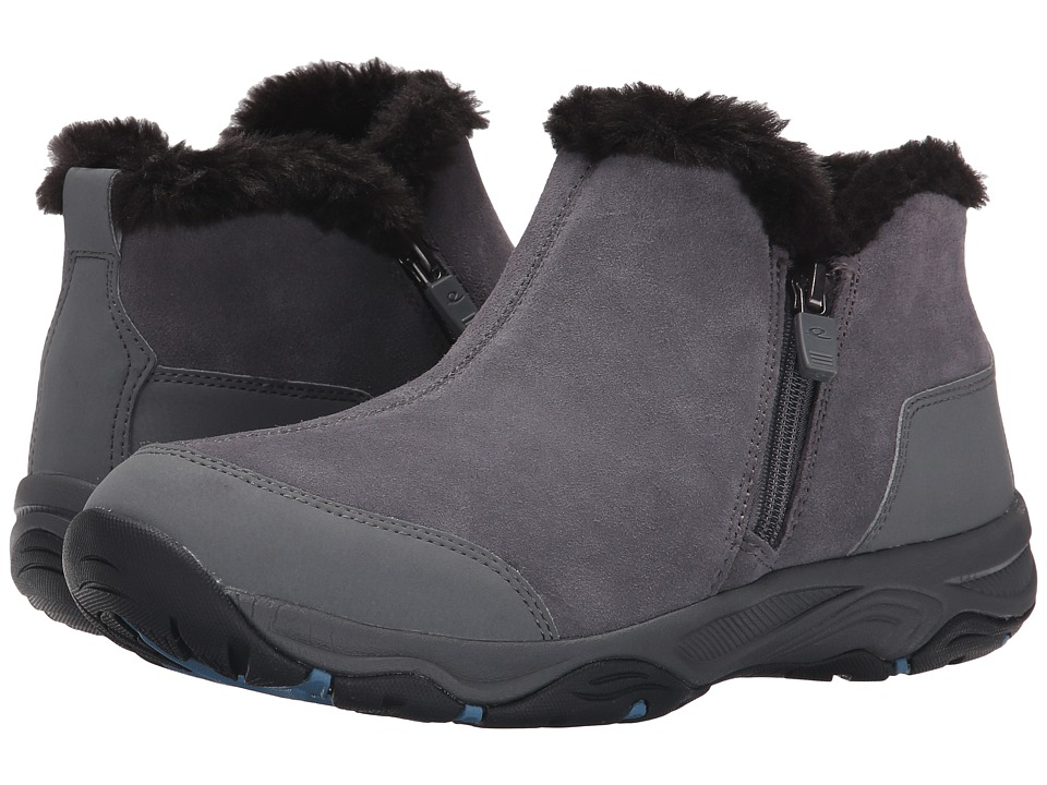Easy Spirit - Prisco (Dark Grey Multi Suede) Women