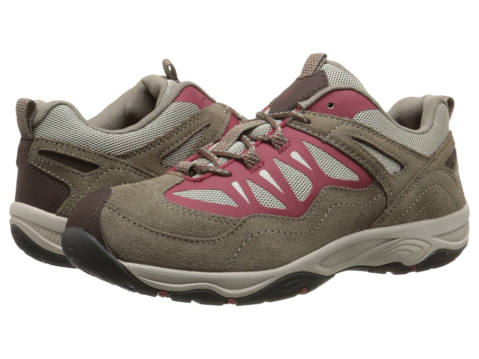 Easy Spirit - Peregrine (Dark Taupe Multi Suede) Women's Shoes