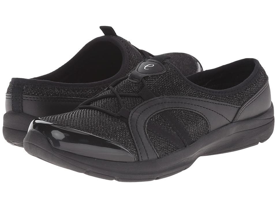 Easy Spirit - Quade (Black2 Multi Fabric) Women