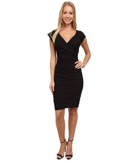 Nicole Miller - Beckett Classic Dress (Black) Women's Dress
