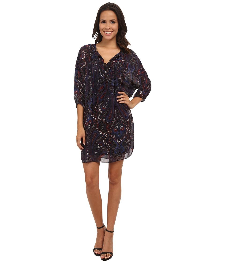 Joie - Aggi 3538-D1895 (Deep Sapphire) Women's Dress