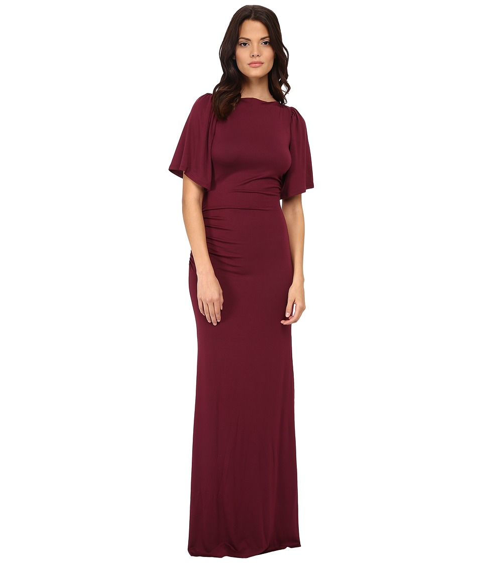 Rachel Pally - Reanna Dress (Cabernet) Women's Dress