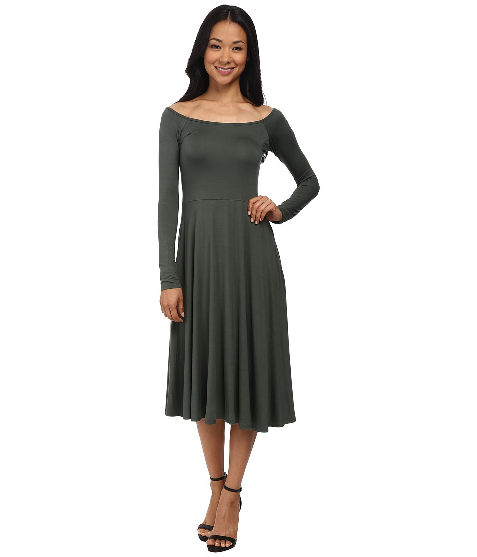 Rachel Pally - Long Sleeve Lovely Dress (Conifer) Women's Dress