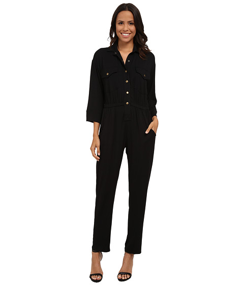 Rachel Pally - Altman Jumpsuit (Black) Women's Jumpsuit & Rompers One Piece