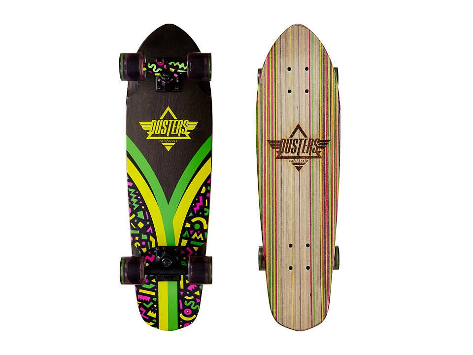 Dusters - Flashback (Fresh) Skateboards Sports Equipment