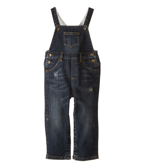 Dolce & Gabbana - Denim Overalls (Infant) (Blue) Men