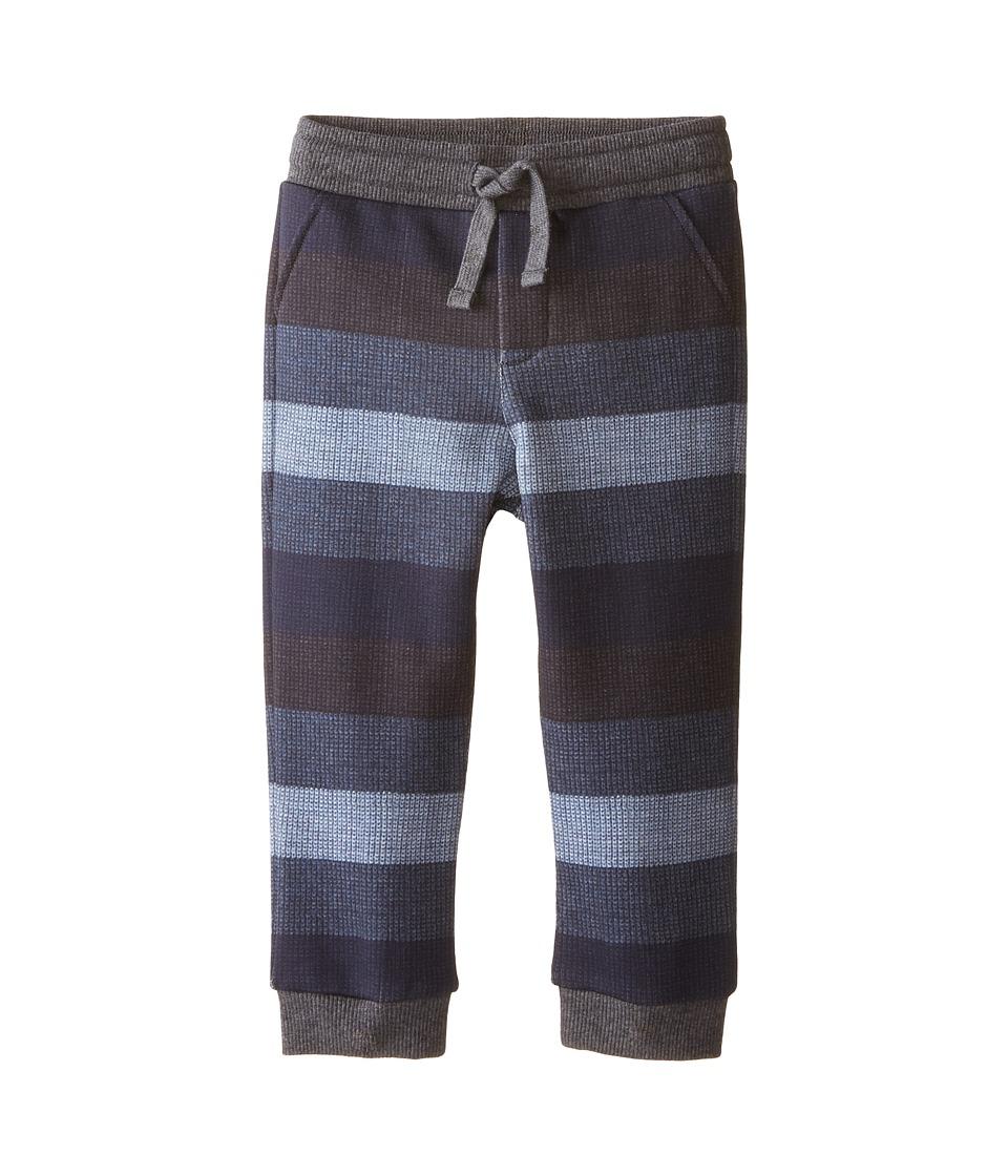 Dolce & Gabbana Kids - Printed Stripe Sweatpants (Infant) (Grey Multi) Boy's Casual Pants