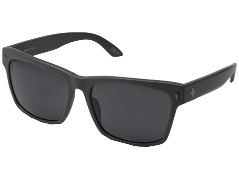 Spy Optic - Haight M65 Stealth (Gray) Sport Sunglasses