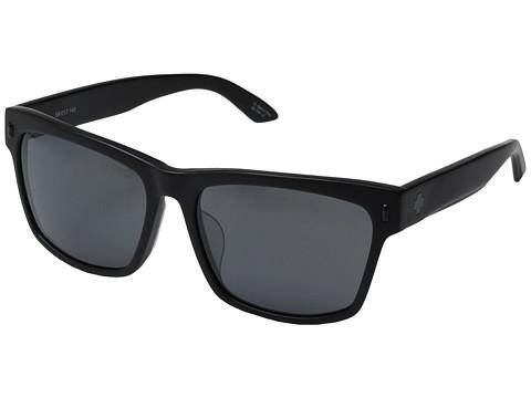 Spy Optic - Haight Alternative Fit (Matte Black/Gray) Sport Sunglasses