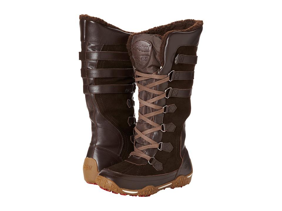 Pajar CANADA - Aventure (Dark Brown) Women's Boots