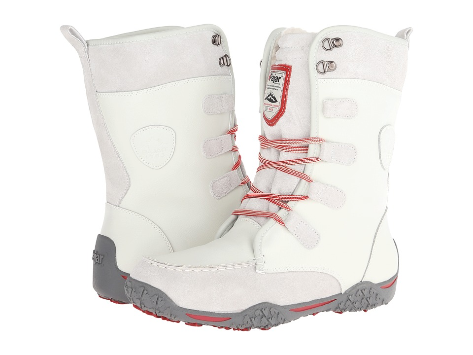 Pajar CANADA - Gaetana (White) Women's Cold Weather Boots