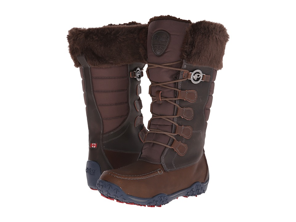 Pajar CANADA - Phyllis (Brown/Dark Brown/Brown) Women's Hiking Boots
