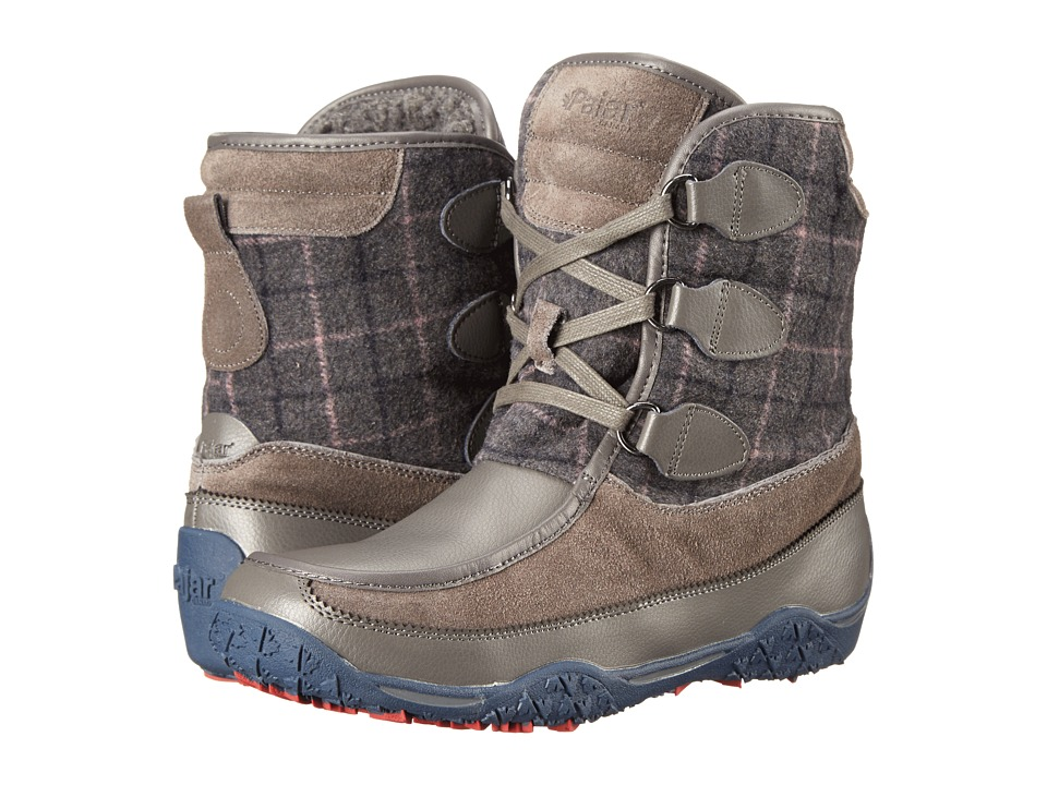 Pajar CANADA - Piper (Dark Grey/Grey/Dark Grey) Women's Hiking Boots