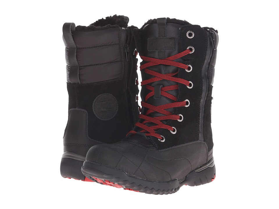 Pajar CANADA - Kimberly (Black/Black/Black/Black) Women's Hiking Boots