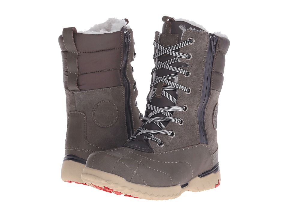 Pajar CANADA - Kimberly (Dark Grey/Dark Grey/Dark Grey) Women's Hiking Boots