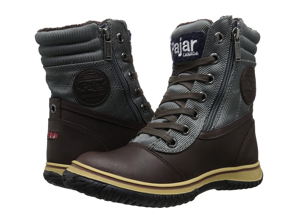 Pajar CANADA - Leslie (Dark Brown/Dark Grey) Women's Hiking Boots