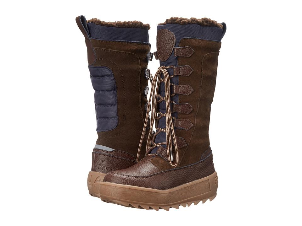 Pajar CANADA - Paige (Dark Brown/Dark Brown/Smoke/Dark Brown) Women's Hiking Boots