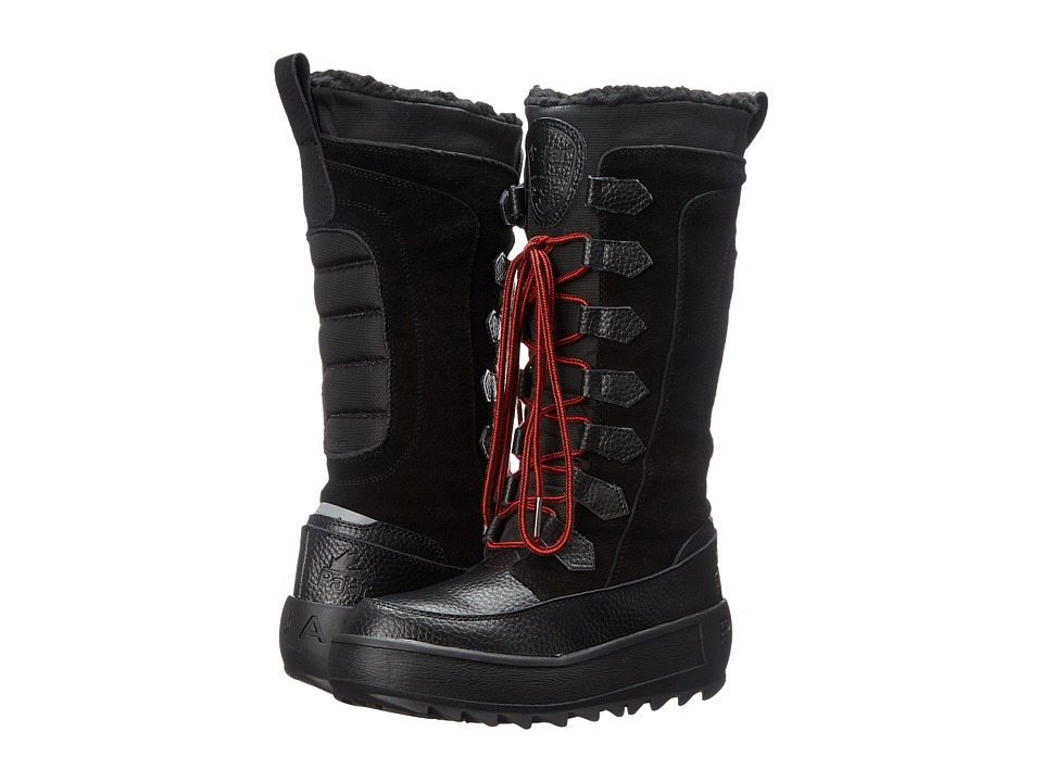 Pajar CANADA - Paige (Black/Red) Women's Hiking Boots